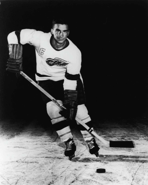 NHL Hall of Famer