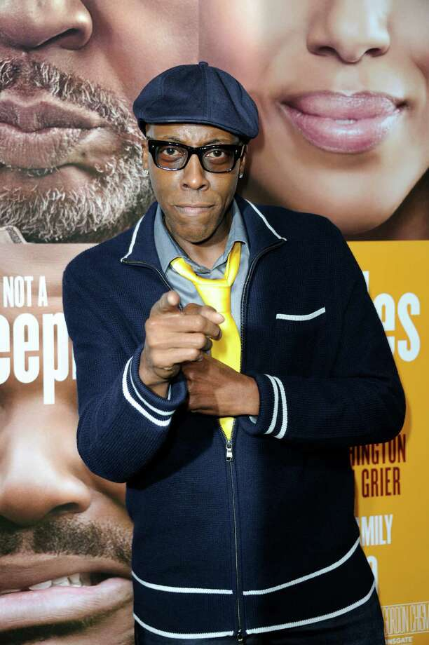 "Arsenio Hall arrives at the world premiere of ""Peeples"" at the ArcLight Hollywood on Wednesday, May 8, 2013 in Los Angeles. (Photo by Richard Shotwell/Invision/AP) Photo: Richard Shotwell / Invision"