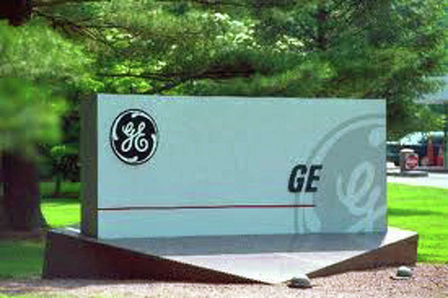 General Electric's corporate headquarters tops the list of the town's top ten taxpayers. Photo: File Photo / Fairfield Citizen