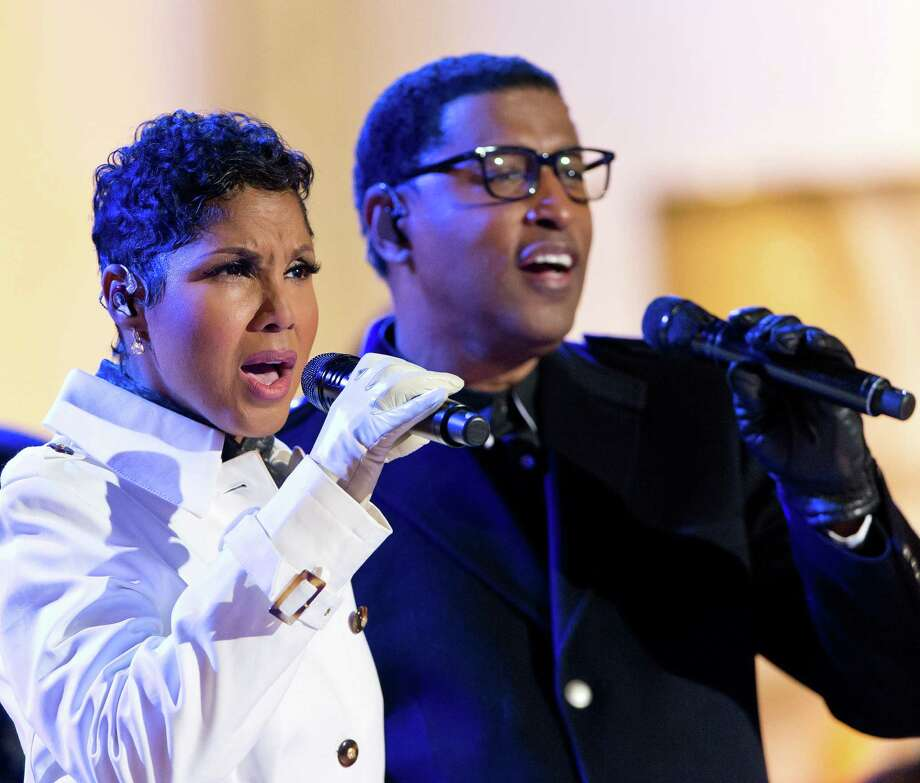"Toni Braxton and Kenneth Brian ""Babyface"" Edmonds have recorded a soul-soaked CD about divorce. Photo: Gilbert Carrasquillo / Getty Images / 2013 Gilbert Carrasquillo"