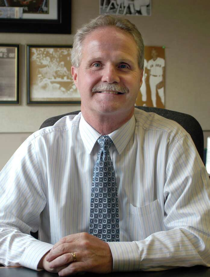 Art Colley, director of business and technology operations for the Brookfield school system. Photo: John Pirro, ST / The News-Times