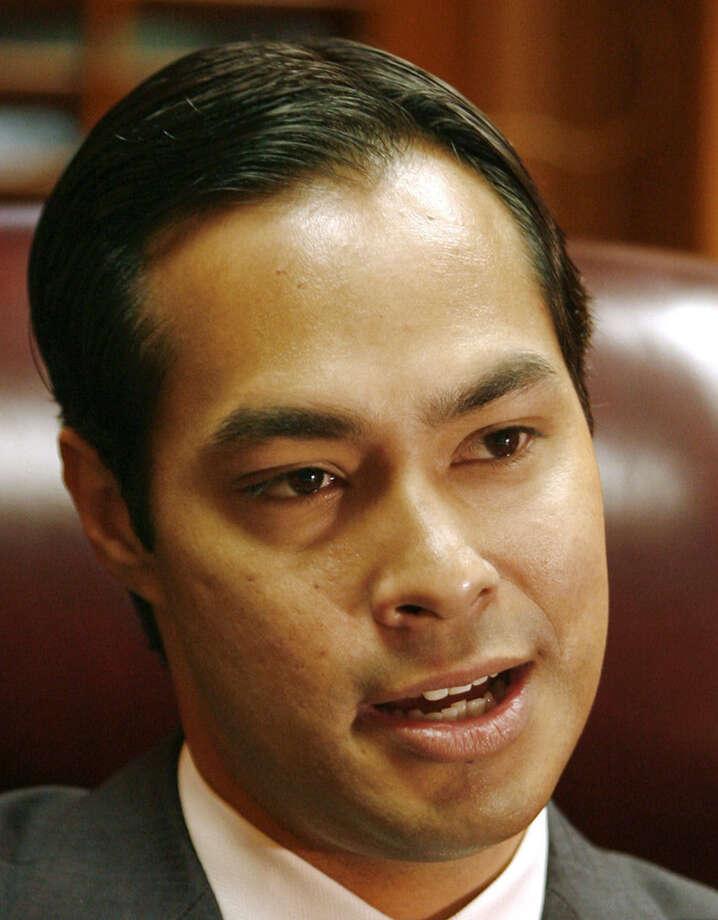 Julián Castro is the mayor of San Antonio. / NYTNS