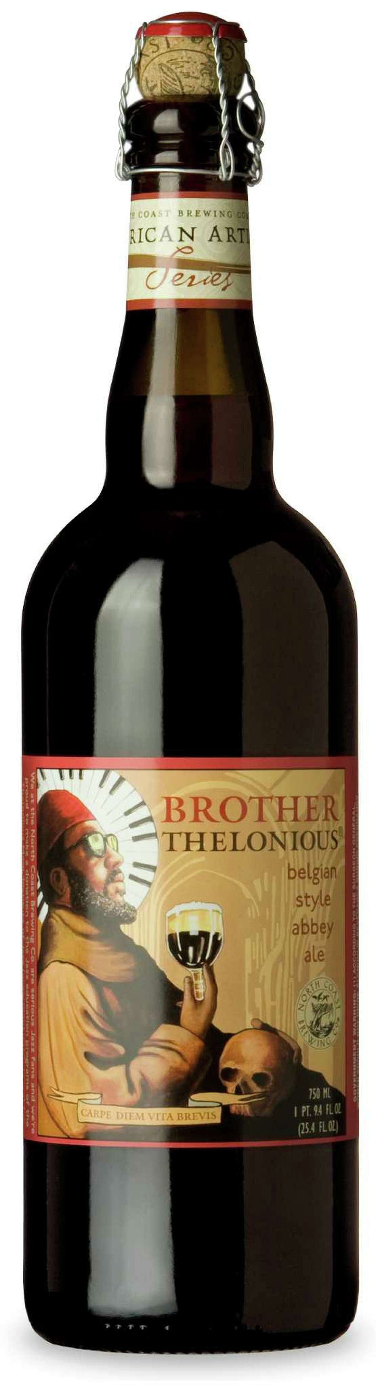 750ml bottle of Brother Theloniou.