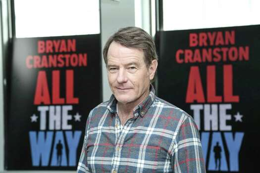 Bryan Cranston won a Tony Award this year for his lead role in 'All The Way.' Photo: Rob Kim, Getty Images / 2014 Getty Images