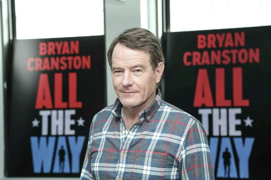 Bryan Cranstonwon a Tony Award this year for his lead role in 'All The Way.' Photo: Rob Kim, Getty Images / 2014 Getty Images
