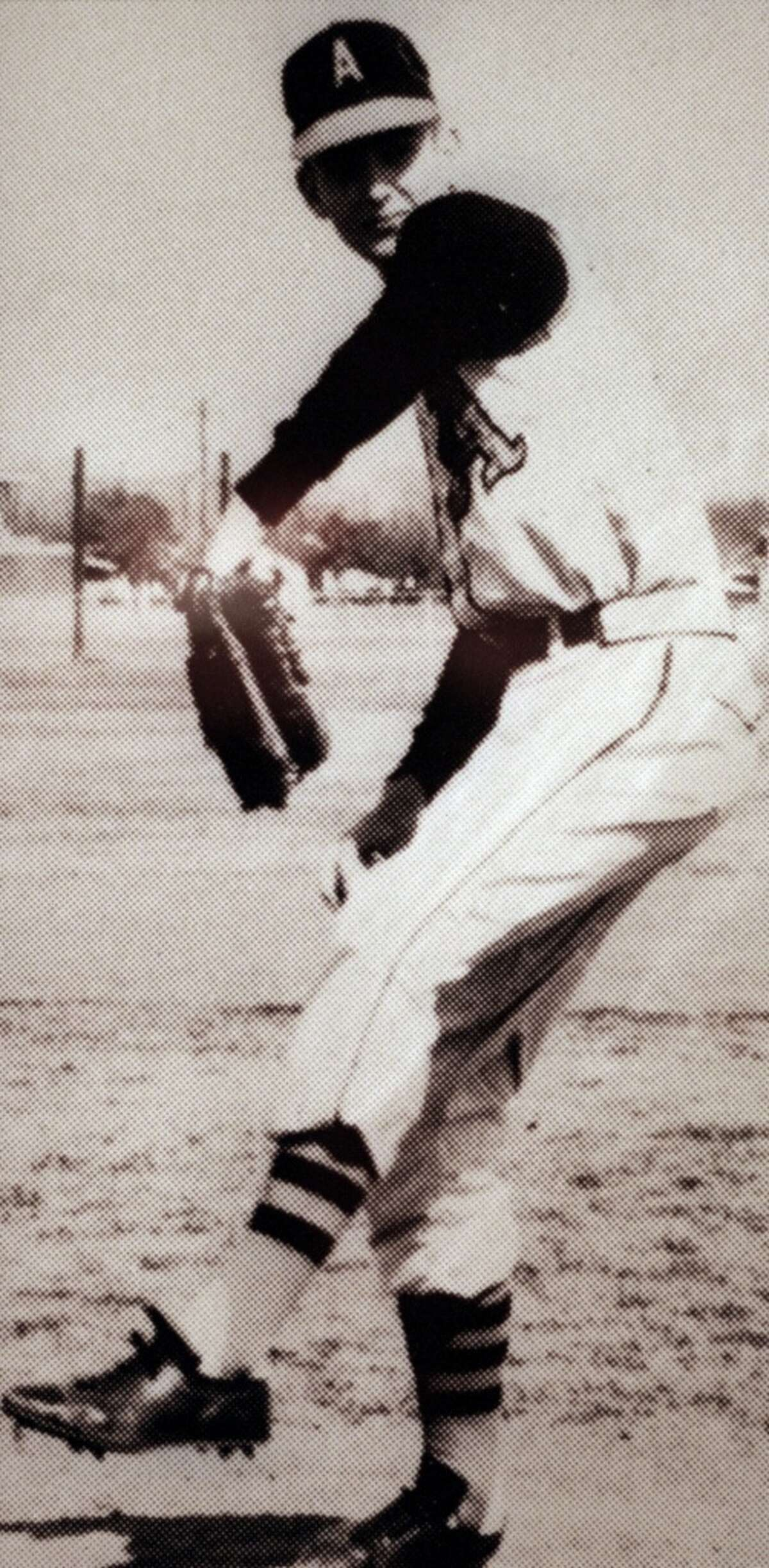 Endless love Ryan in pitching pose during his high school years in Alvin.Ryan and his wife Ruth were sweethearts at Alvin High School, home of the Alvin Yellowjackets.