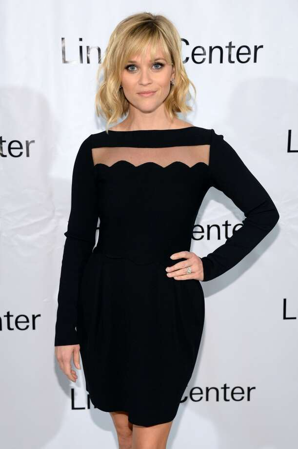 Actress Reese Witherspoon attends the Great American Songbook event honoring Bryan Lourd at Alice Tully Hall on February 10, 2014 in New York City.  (Photo by Theo Wargo/Getty Images for Lincoln Center) Photo: Theo Wargo, Getty Images For Lincoln Center