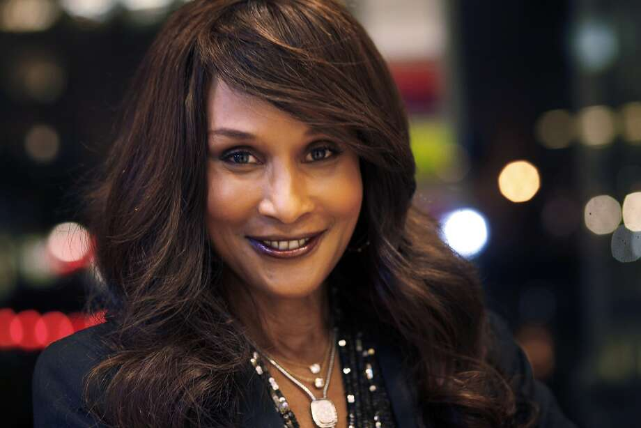 Beverly Johnson leads a discussion on diversity in the fashion industry at Macy's annual Black History Month event in San Francisco. Photo: Carlos Avila Gonzalez, The Chronicle