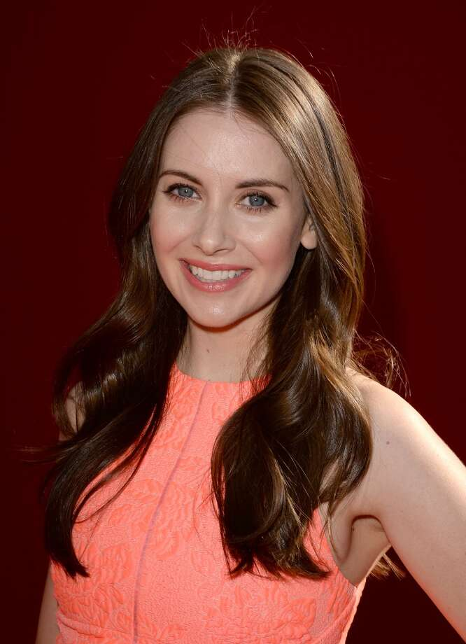 2. Alison Brie Photo: Jason Merritt, Getty Images