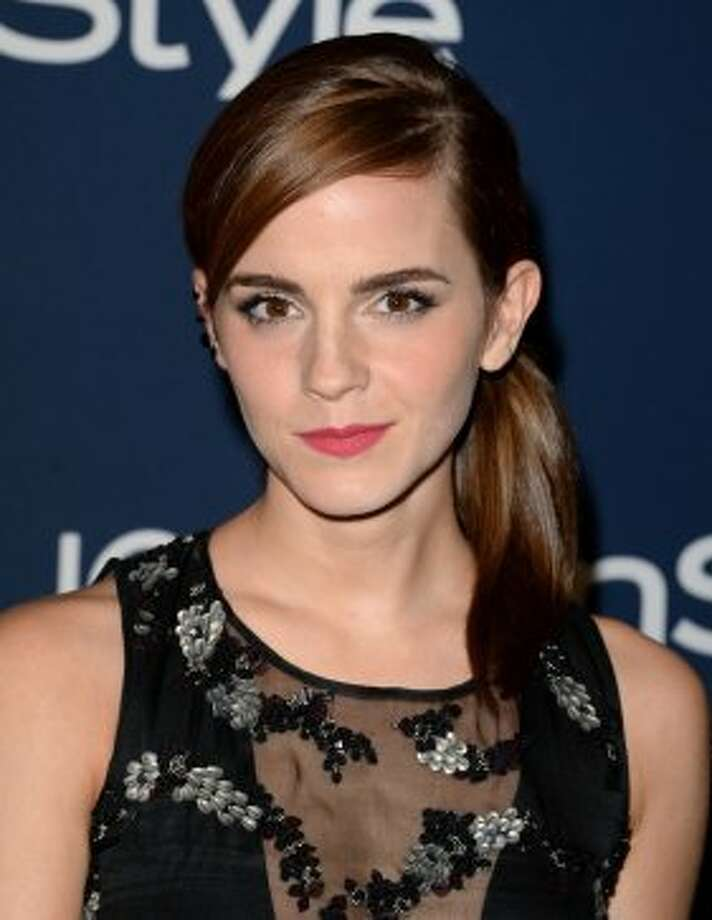 5. Emma Watson Photo: Jason Merritt, Getty Images