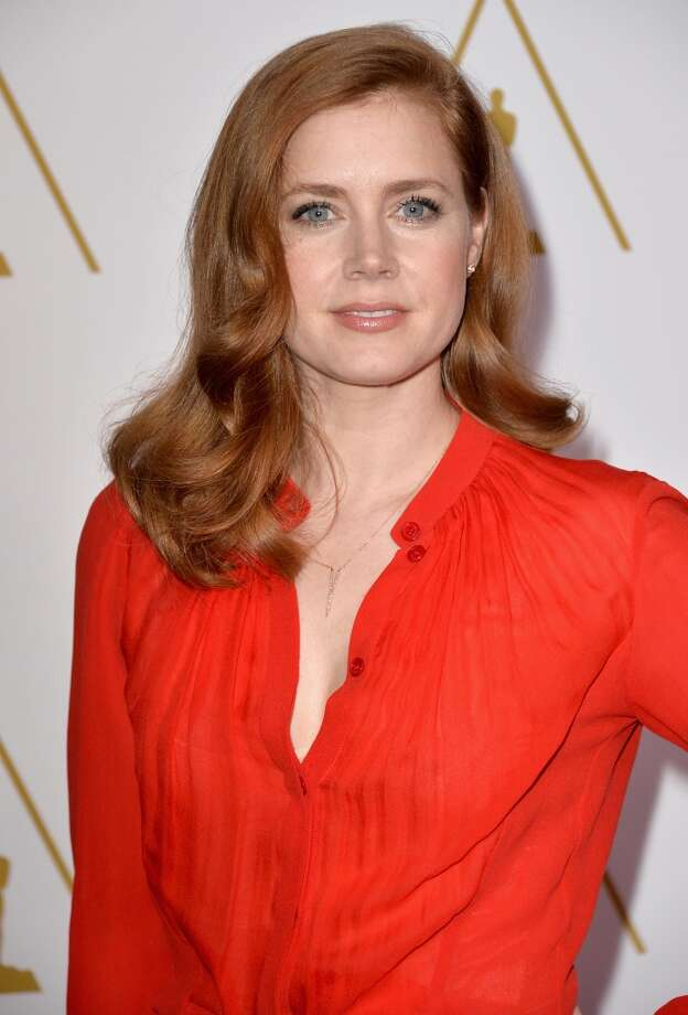8. Amy Adams Photo: Kevin Winter, Getty Images
