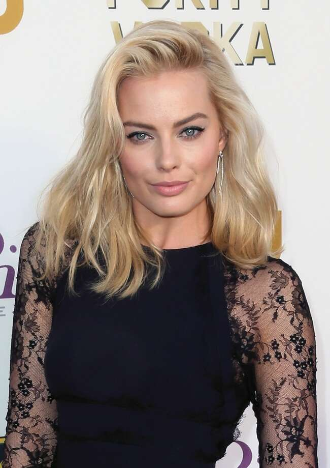 9. Margot Robbie Photo: David Livingston, Getty Images