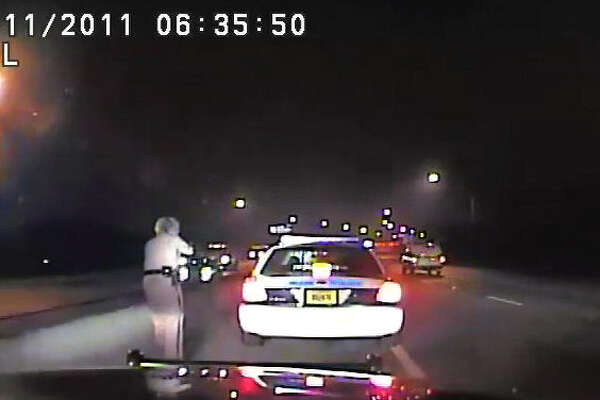 Florida trooper who stopped cop sues over harassment