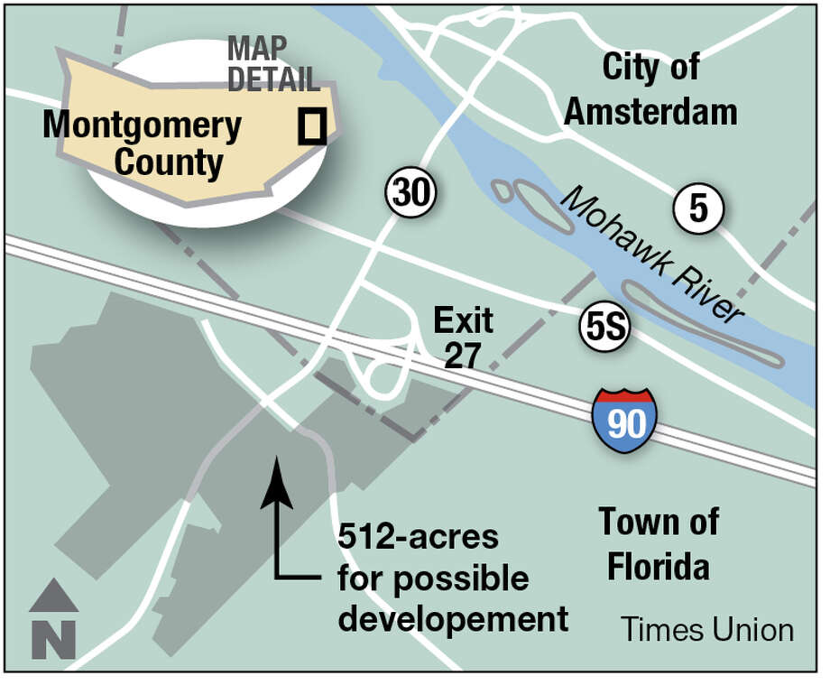 512-acres for possible development.