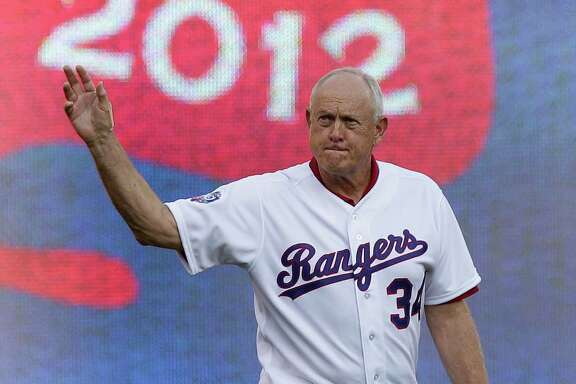 Nolan Ryan brought stability to a Rangers organization that previously had a chaotic history.