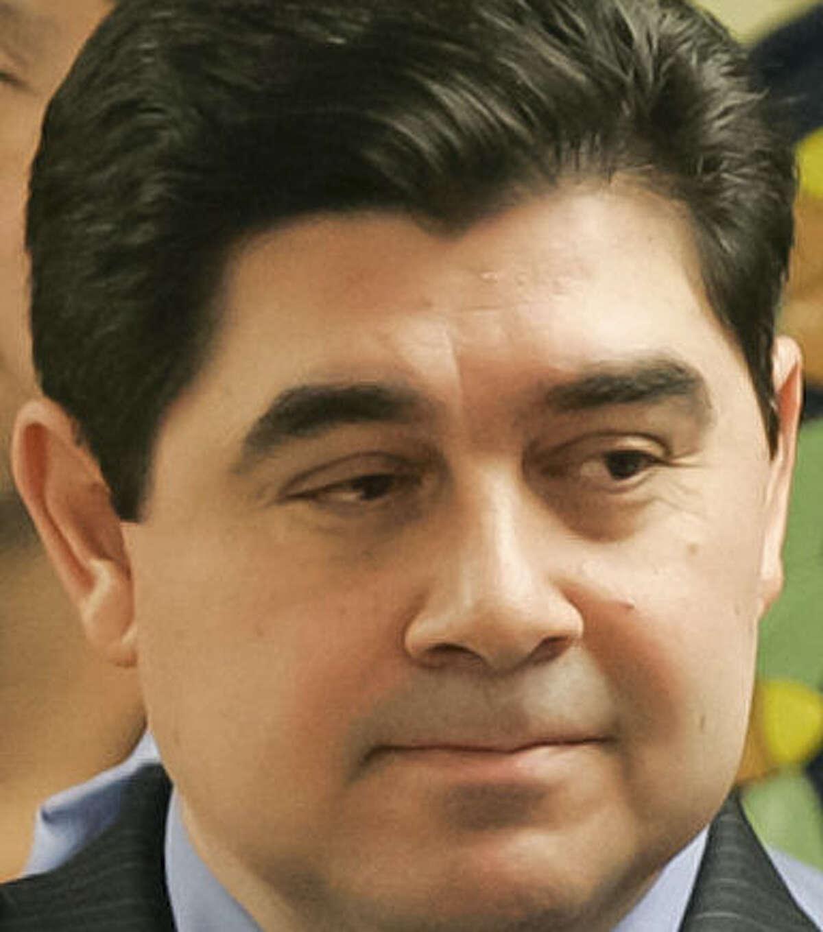 Armando Villalobos was among a dozen tied to the scam.