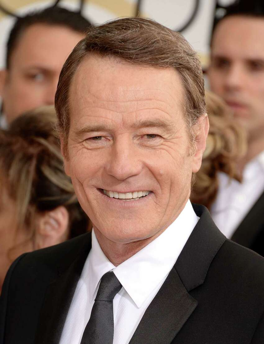 'Breaking Bad' actor Bryan Cranston is doing a complete 180 for his next role. He left behind his lawbreaking meth dealer character last year, and is now tackling the role of former President Lyndon B. Johnson on Broadway. It's no secret that Lyndon B. Johnson is a fellow Texan, born nearly smack-dab in the middle of the state in a town called Stonewall. Take a look at other famous Texans who've been immortalized on screen, and the actors who played them.