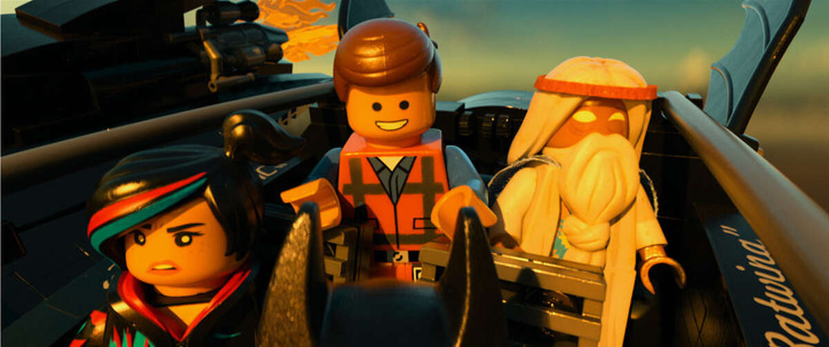 The Lego MovieReview: Pieces fit together perfectly in 'Lego Movie'