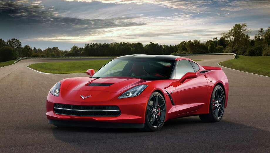 A sinkhole collapsed part of the National Corvette Museum in Kentucky, damaging eight cars. Take a look back at how the classic American sports car and how it has appeared in film. Photo: Houston Auto Show / ONLINE_YES