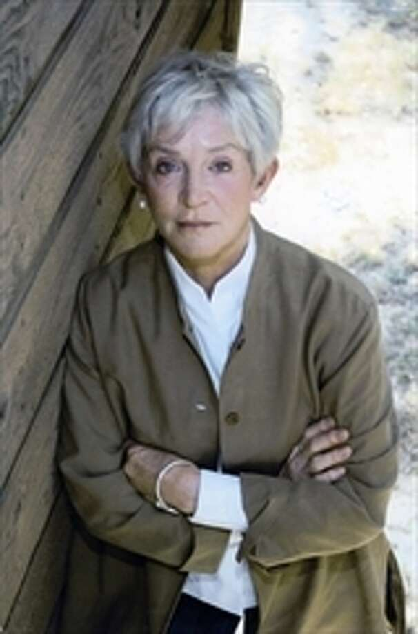 """Hill Country novelist Paulette Jiles will discuss her latest book """"Lighthouse Island"""" at the San Antonio Book Festival April 5. Photo: Courtesy Photo"""