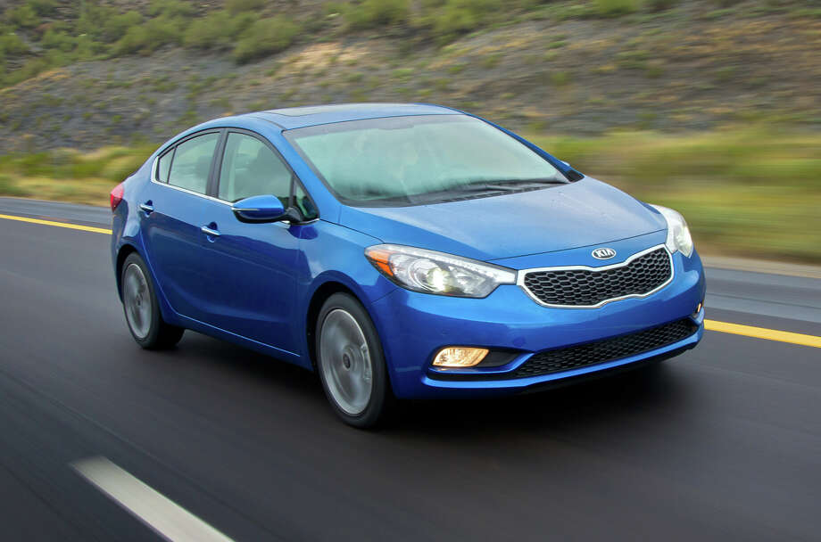 Kia Forte: Starting at $15,900Kia Forte Koup: Starting at $18,600Kia Forte5: Starting at $19,700 Photo: Bruce Benedict, AP / Kia