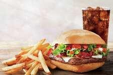 Wendy's Ciabatta Bacon Cheeseburger.