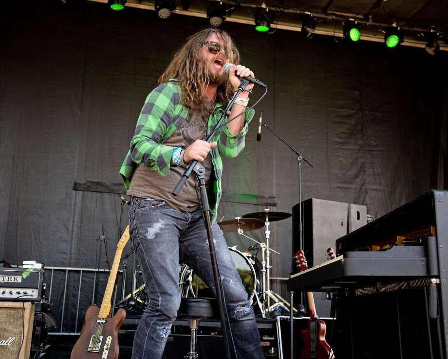 J Roddy Walston and the Business:Sunday, June 1 at 1:40 p.m.Saturn Stage Tennessee native Walston is a piano man at heart, but his band turns out a fiery permutation of Southern garage rock.