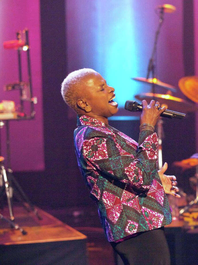 Grammy winner Angélique Kidjo will perform at the Ridgefield Playhouse on Thursday, Feb. 20. Photo: Contributed Photo / The News-Times Contributed