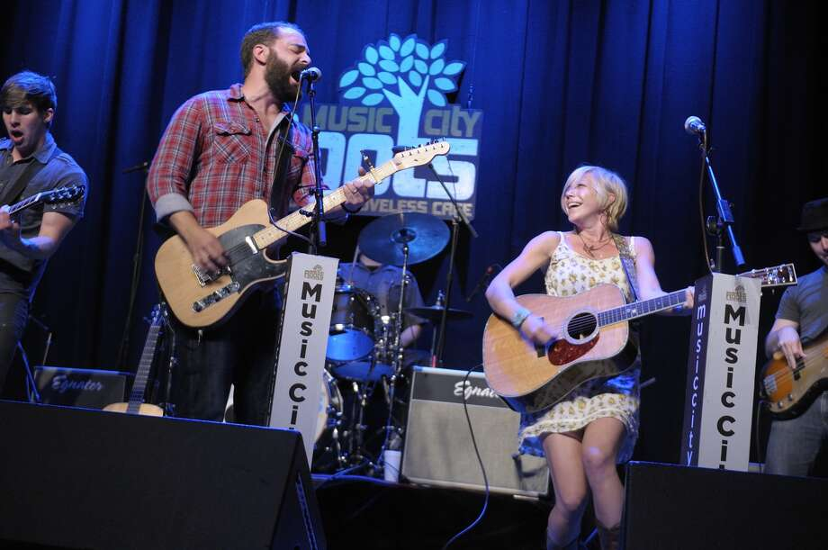 Drew Holcomb & the Neighbors:Sunday, June 1 at 5 p.m.Venus Stage Tuneful and thoughtful singer-songwriter Holcomb fills out his sound with three other Neighbors.
