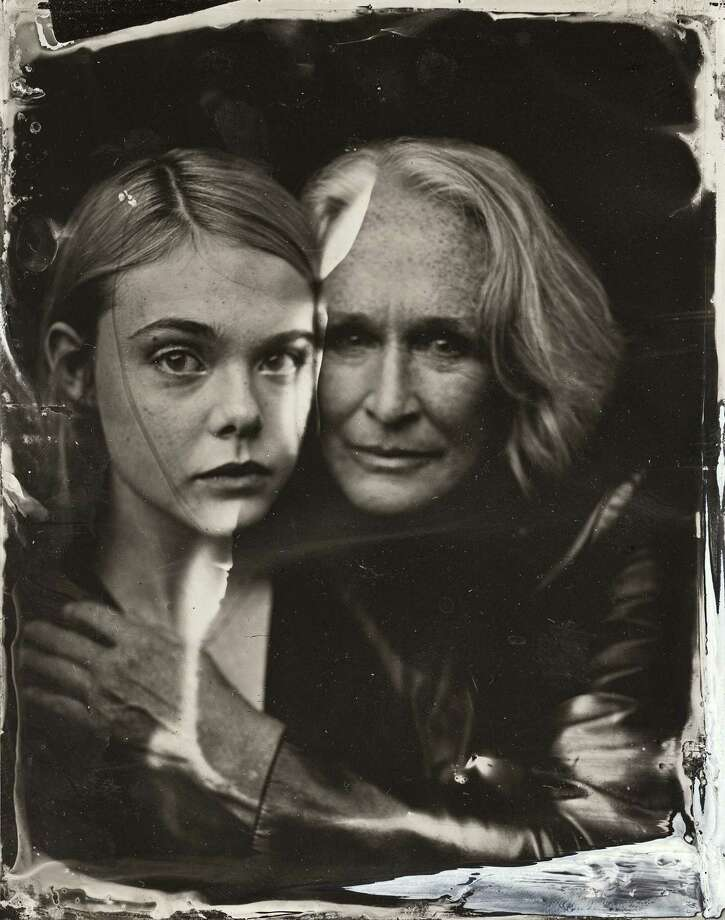 Elle Fanning and Glenn Close  Photo: Victoria Will, Victoria Will/Invision/AP / Invision2014
