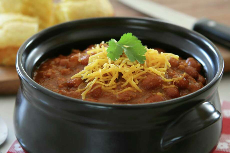 Where's the beef? Nowhere in this turkey chili. (Fotolia) Photo: Unknown / JJAVA - Fotolia