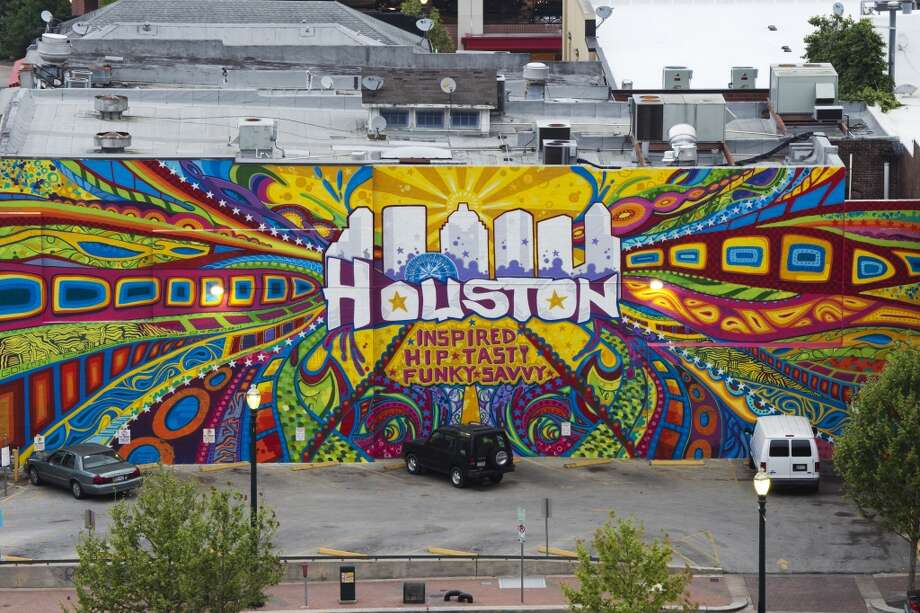 Can you sum up Houston's culture with each letter of the alphabet? Click the slideshow to see the ABCs of Houston and come up with your own!