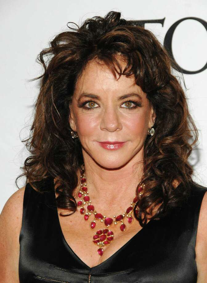 "FILE - In this June 7, 2009, file photo, actress Stockard Channing arrives at the 63rd Annual Tony Awards in New York. Channing, the Tony Award-winning star of Broadway's play ""Other Desert Cities,"" has had to leave the production after undergoing knee surgery. The play also features Stacy Keach, Judith Light and Rachel Griffiths in her Broadway debut. (AP Photo/Peter Kramer, file) Photo: Peter Kramer / AP2009"