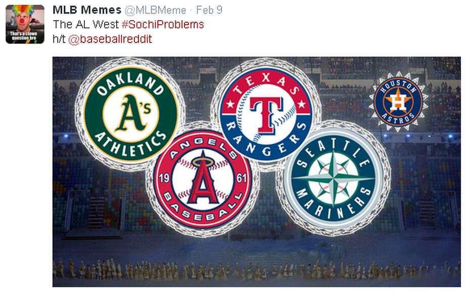 Credit: Twitter@MLBMeme