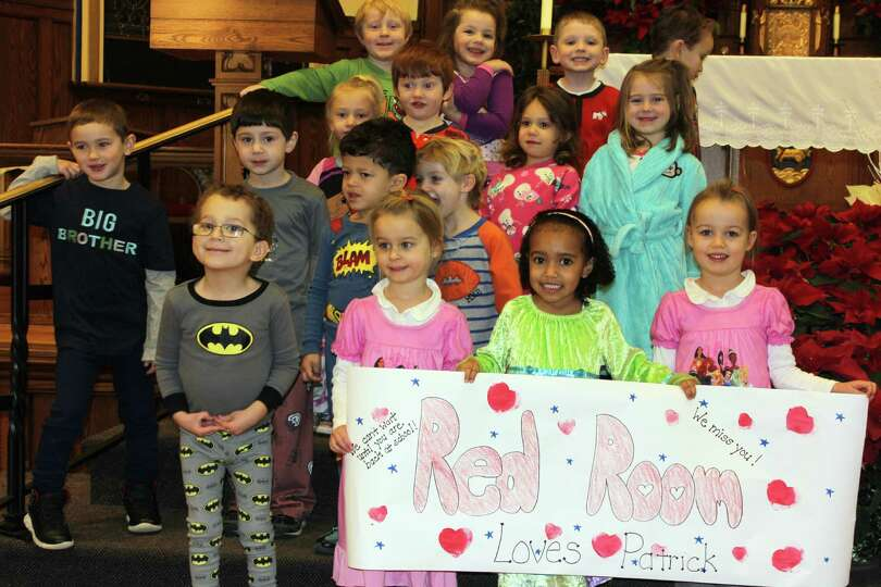 Sacred Heart School in Troy celebrated National Catholic Schools Week by inviting many special membe