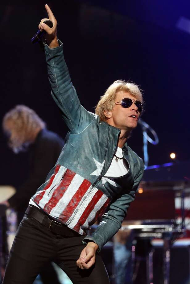 '80s Power Ballad Sing-a-Long:This one comes from our friends at SF IndieFest, a night of lighters in the air and music from Journey, Guns 'n Roses, Bon Jovi, Warrant and more. Sing your hearts out. 9:15 p.m. Friday at the Roxie, 3117 16th St. (between Valencia and Guerrero), S.F. More info here. Photo: Christopher Polk, Getty Images For Clear Channel