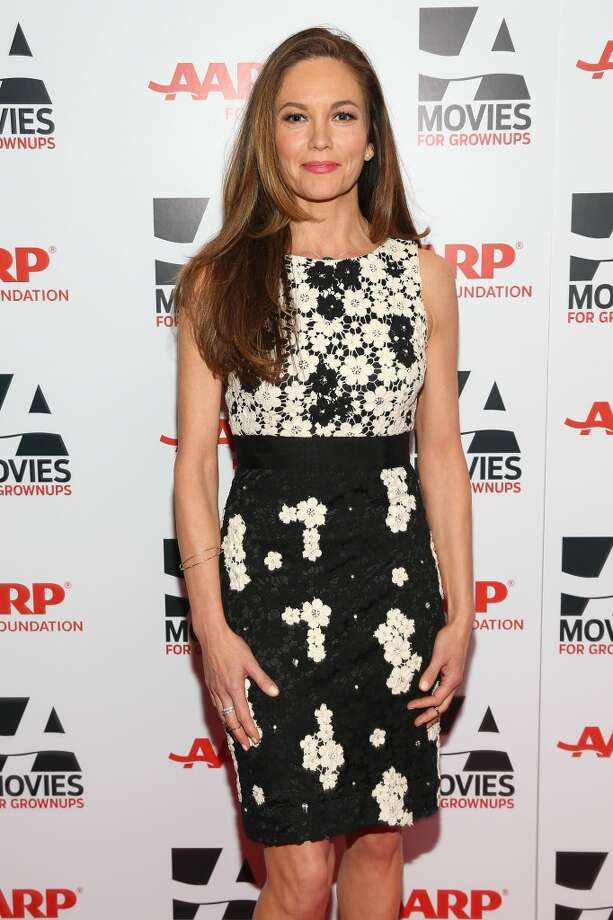 Actress Diane Lane attends the 13th Annual AARP's Movies For Grownups Awards Gala at Regent Beverly Wilshire Hotel on February 10, 2014 in Beverly Hills, California.  (Photo by Imeh Akpanudosen/Getty Images) Photo: Imeh Akpanudosen, Getty Images