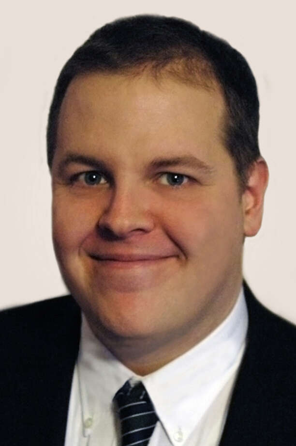 Matthew Waggner, Democrat Registrar of Voters, has announced his intention to run for the seat held by state Rep. Kim Fawcett, D-133. Photo: Contributed Photo / Fairfield Citizen