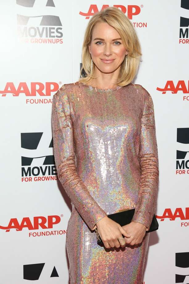 Actress Naomi Watts attends the 13th Annual AARP's Movies For Grownups Awards Gala at Regent Beverly Wilshire Hotel on February 10, 2014 in Beverly Hills, California.  (Photo by Imeh Akpanudosen/Getty Images) Photo: Imeh Akpanudosen, Getty Images