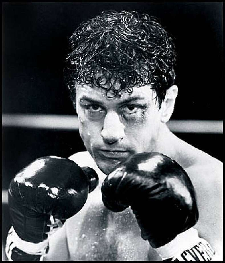 RAGING BULL (1980) lost Best Picture to ORDINARY PEOPLE. Hard to imagine. Photo: United Artitst 1980