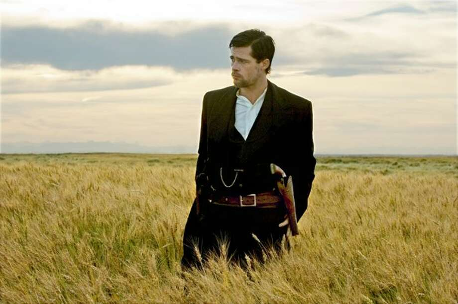 THE ASSASSINATION OF JESSE JAMES (2007) -- one of the greatest westerns of all time, all but ignored by the Academy in a year that NO COUNTRY FOR OLD MEN dominated.