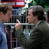 Three missed nominations for SHATTERED GLASS (2003): picture, actor (Hayden Christensen as Stephen Glass), and especially supporting actor Peter Sargaard as his editor. (This was the year of THE LORD OF THE RINGS: RETURN OF THE KING, with Sean Penn and Tim Robbins taking acting prizes for MYSTIC RIVER.)
