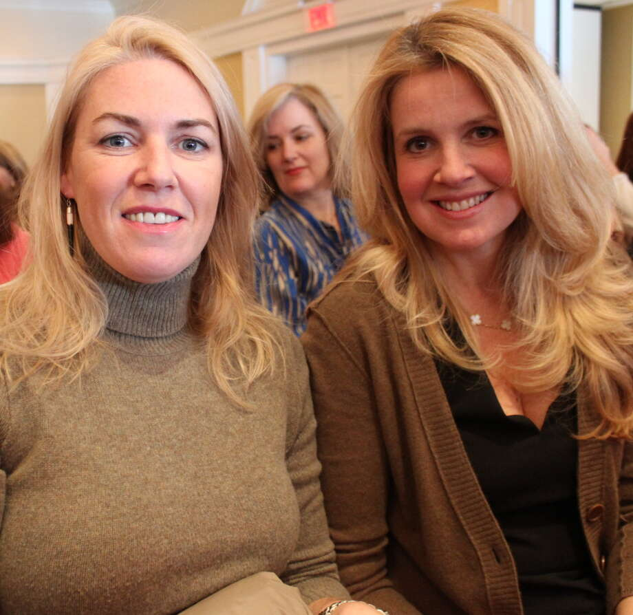 Were you SEEN supporting your community at the luncheon with Kelly Corrigan? Photo: Picasa, P. Ha-Stevenson/Hearst Connecticut Media Group