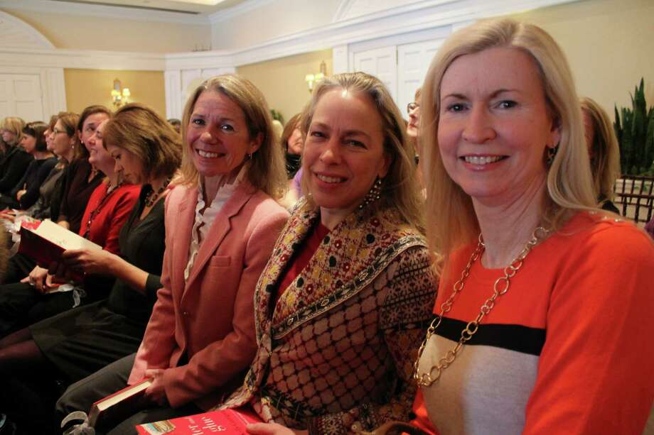 Were you SEEN supporting your community at the luncheon with Kelly Corrigan? Photo: P. Ha-Stevenson/Hearst Connecticut Media Group