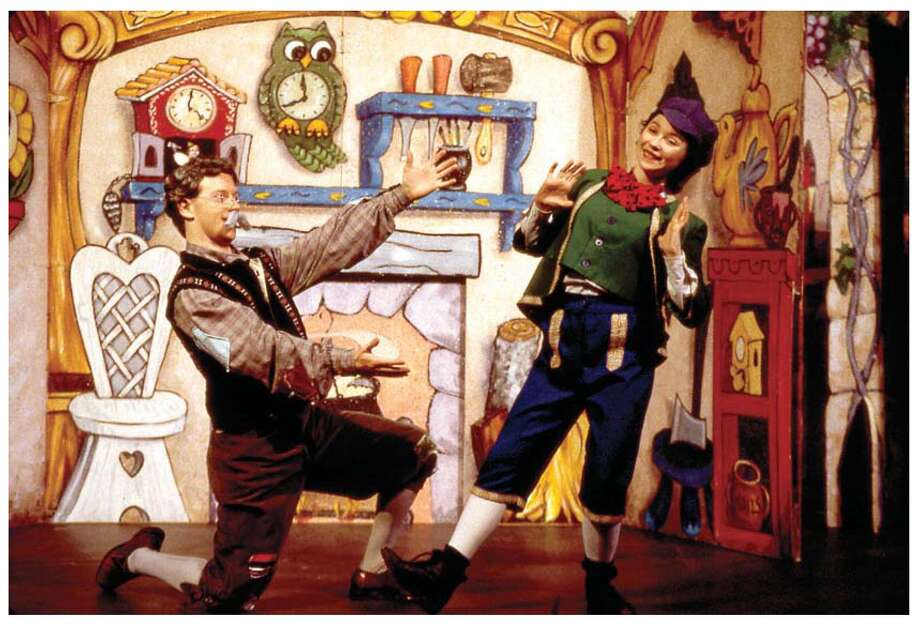 """The prize-winning, Virginia-based children's troupe - Theatre IV - is bringing its production of """"Pinocchio"""" to the Ridgefield Playhouse on Saturday, Feb. 22. Photo: Contributed Photo / Connecticut Post Contributed"""