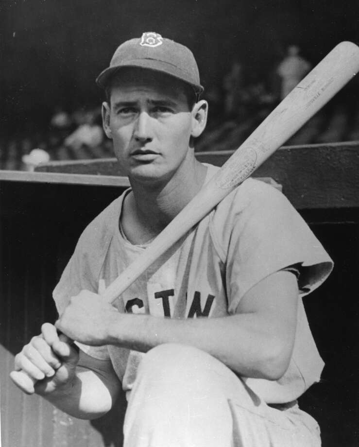 Boston Red Sox: Ted Williams Photo: Transcendental Graphics, Getty Images
