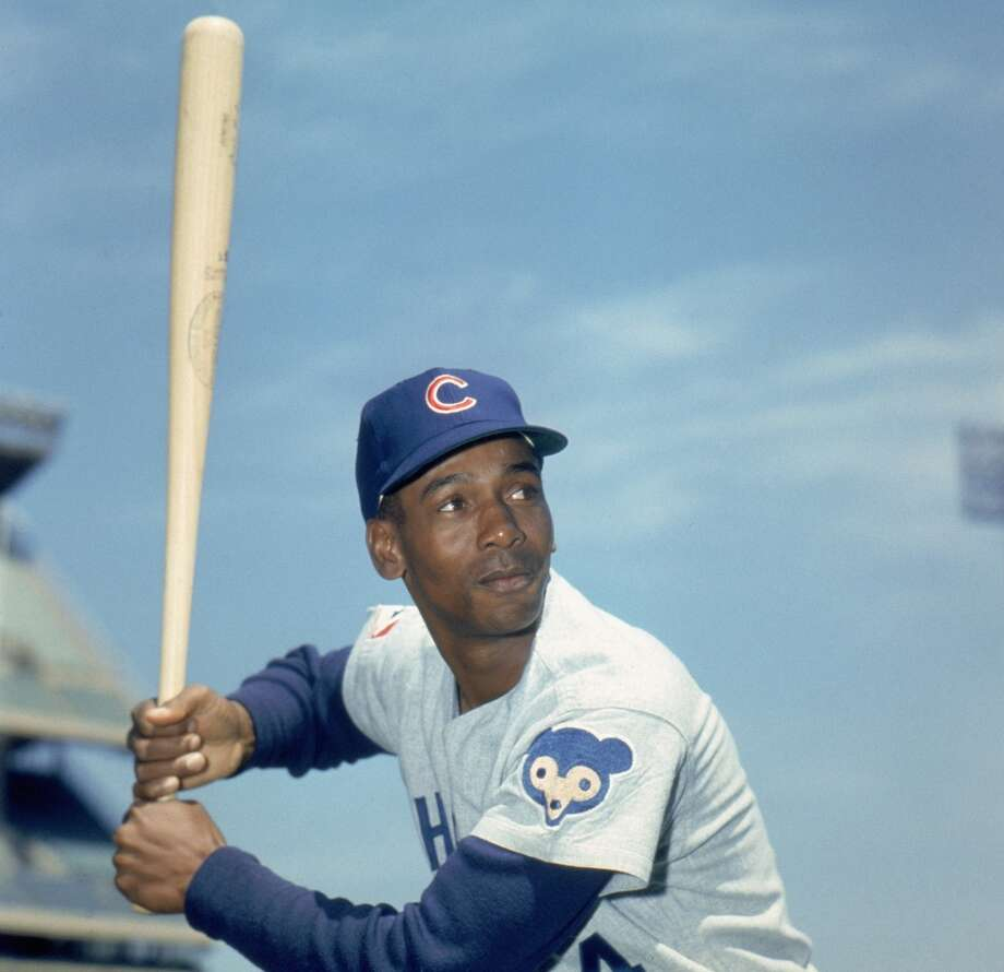 Chicago Cubs: Ernie Banks Photo: Louis Requena, MLB Photos Via Getty Images