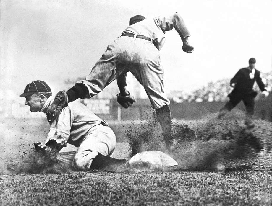 Detroit Tigers: Ty Cobb Photo: Sporting News/Charles M. Conlon, Sporting News Via Getty Images