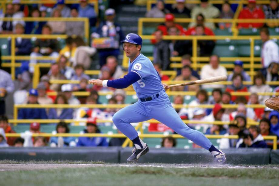 Kansas City Royals: George Brett Photo: Ron Vesely, MLB Photos Via Getty Images