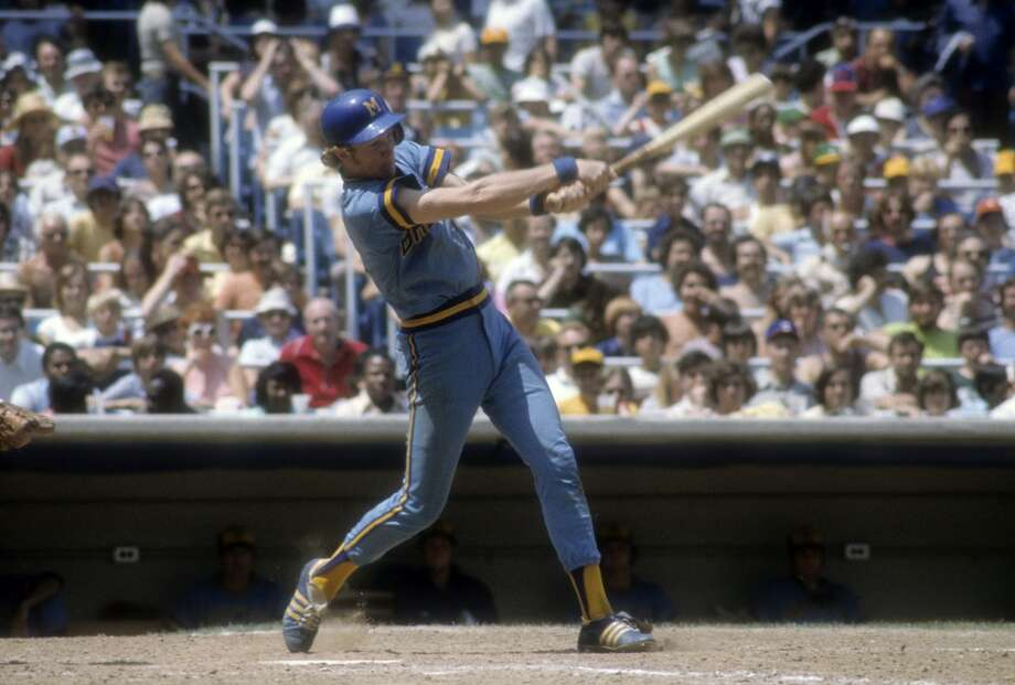 Milwaukee Brewers/Seattle Pilots: Robin Yount Photo: Focus On Sport, Getty Images